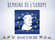 Semaine de l'Europe Maison Robert Schuman en Moselle 57160 Scy-Chazelles du 06-05-2019 à 13:30 au 12-05-2019 à 18:00