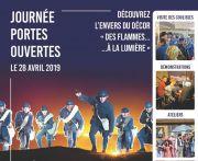 Journée Portes Ouvertes Des Flammes à la Lumière Verdun 55100 Verdun du 28-04-2019 à 13:30 au 28-04-2019 à 17:00