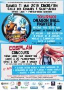 Tournoi Dragon Ball et Concours de Cosplay à Saint-Avold