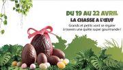 Chasse aux Oeufs Géante au Parc Walygator 57210 Maizières-lès-Metz du 19-04-2019 à 10:30 au 28-04-2019 à 17:30