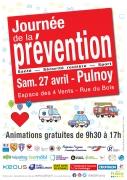 Journée de la Prévention à Pulnoy 54420 Pulnoy du 27-04-2019 à 09:30 au 27-04-2019 à 17:00