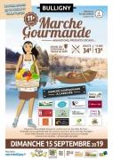 Marche Gourmande à Bulligny 54113 Bulligny du 15-09-2019 à 10:00 au 15-09-2019 à 18:00