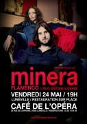 Minera Duo Flamenco à Lunéville 54300 Lunéville du 24-05-2019 à 19:00 au 24-05-2019 à 22:30