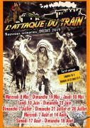 Attaque du Train à Abreschviller 57560 Abreschviller du 08-05-2019 à 14:30 au 18-08-2019 à 18:00