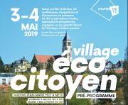 G7 Environnemennt à Metz & Village Eco-Citoyen