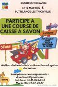 Course de Caisses à savon à Puttelange-lès-Thionville 57570 Puttelange-lès-Thionville du 12-05-2019 à 10:00 au 12-05-2019 à 18:00