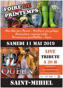 Foire intercommunale de printemps à Saint-Mihiel
