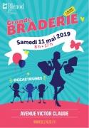 Grande Braderie et Occas'Jeunes à Blénod-lès-Pont-à-Mousson 54700 Blénod-lès-Pont-à-Mousson du 11-05-2019 à 08:00 au 11-05-2019 à 18:00