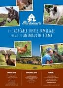 Visite ferme refuge La Hardonnerie à Vauquois 55270 Vauquois du 01-05-2019 à 10:00 au 17-11-2019 à 17:00