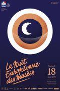 Nuit des Musées en Meurthe-et-Moselle Meurthe-et-Moselle du 18-05-2019 à 20:00 au 18-05-2019 à 23:55