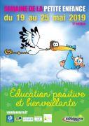 Semaine de la Petite Enfance à Vandoeuvre-lès-Nancy 54500 Vandoeuvre-lès-Nancy du 19-05-2019 à 10:00 au 25-05-2019 à 18:00