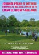 Journée pêche à la truite et détente à Gugney-aux-Aulx 88450 Gugney-aux-Aulx du 19-05-2019 à 07:00 au 19-05-2019 à 17:00