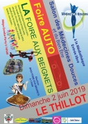 Foire aux Beignets le Thillot 88160 Le Thillot du 02-06-2019 à 10:00 au 02-06-2019 à 19:00
