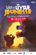 Salon du Livre Jeunesse Montigny-lès-Metz 57950 Montigny-lès-Metz du 18-05-2019 à 10:00 au 19-05-2019 à 18:00