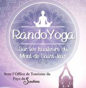 Rando Yoga à Haraucourt-sur-Seille 57630 Haraucourt-sur-Seille du 25-05-2019 à 10:00 au 21-09-2019 à 17:00