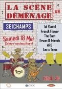 Concerts La Scène Déménage à Seichamps 54280 Seichamps du 18-05-2019 à 19:30 au 18-05-2019 à 23:30