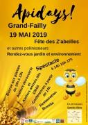 Fête des Z'Abeilles à Grand-Failly 54260 Grand-Failly du 19-05-2019 à 10:00 au 19-05-2019 à 18:00