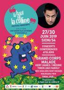 Festival Là Haut Sur La Colline à Sion 54330 Saxon-Sion du 27-06-2019 à 10:30 au 30-06-2019 à 20:00