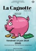 Théâtre La Cagnotte à Hettange-Grande 57330 Hettange-Grande du 14-06-2019 à 20:00 au 14-06-2019 à 23:00