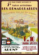 Salon Les Remarquables à Augny 57685 Augny du 01-06-2019 à 14:00 au 10-06-2019 à 17:00