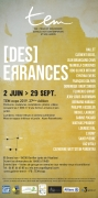 Exposition «Des Errances» à Goviller 54330 Goviller du 02-06-2019 à 14:00 au 29-09-2019 à 19:00