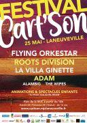 Festival Cart'Son à Laneuveville-Devant-Nancy 54410 Laneuveville-devant-Nancy du 25-05-2019 à 15:00 au 25-05-2019 à 23:59