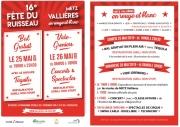 Fête du Ruisseau de Metz-Vallières 57000 Metz du 25-05-2019 à 18:00 au 26-05-2019 à 18:00