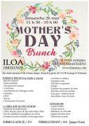 Brunch Fête des Mères Iloa Nancy 54130 Dommartemont du 25-05-2019 à 19:00 au 26-05-2019 à 15:00