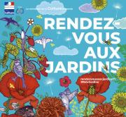 Rendez-vous aux Jardins Cons-la-Grandville 54870 Cons-la-Grandville du 09-06-2019 à 15:00 au 09-06-2019 à 19:00