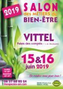 Salon des Métiers du Bien-Être à Vittel 88800 Vittel du 14-06-2019 à 20:00 au 16-06-2019 à 19:00
