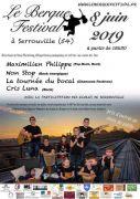 Le Berque Festival : Musiques Actuelles à Serrouville 54560 Serrouville du 08-06-2019 à 18:30 au 09-06-2019 à 02:00