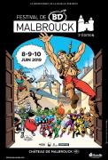Festival La BD s'en va-t-à Malbrouck à Manderen 57480 Manderen du 08-06-2019 à 10:00 au 10-06-2019 à 18:00