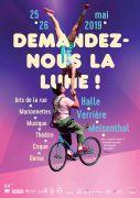 Festival Demandez-nous La Lune à Meisenthal  57960 Meisenthal du 25-05-2019 à 10:00 au 26-05-2019 à 22:00