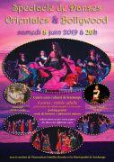 Gala Danses Orientales et Bollywood à Seichamps 54280 Seichamps du 08-06-2019 à 20:00 au 08-06-2019 à 23:00