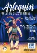 Spectacle Arlequin Valet de deux Maîtres à Nancy 54000 Nancy du 14-06-2019 à 20:00 au 15-06-2019 à 20:00