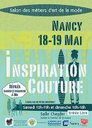 Salon Inspiration Couture à Nancy 54000 Nancy du 18-05-2019 à 10:00 au 19-05-2019 à 18:00
