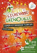 Fête de l'Ecrevisse et de la Grenouille à Joeuf 54240 Joeuf du 08-06-2019 à 17:00 au 09-06-2019 à 18:00