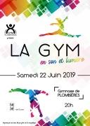 Gala de gymnastique de Plombières-les-Bains 88370 Plombières-les-Bains du 22-06-2019 à 20:00 au 22-06-2019 à 23:00