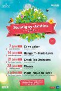 Montigny-Jardins à Montigny-les-Metz 57950 Montigny-lès-Metz du 07-06-2019 à 19:00 au 07-07-2019 à 18:00