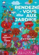 Rendez-vous aux Jardins au Musée de la Princerie 55100 Verdun du 09-06-2019 à 09:30 au 09-06-2019 à 18:00
