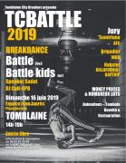 Battle de Breakdance à Tomblaine 54510 Tomblaine du 16-06-2019 à 14:00 au 16-06-2019 à 19:00