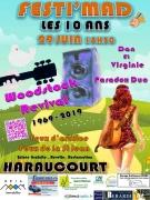 Festimad Fête de la Musique à Haraucourt 54110 Haraucourt du 29-06-2019 à 18:30 au 30-06-2019 à 01:00