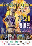 Fête Médiévale à Rodemack 57570 Rodemack du 29-06-2019 à 13:00 au 30-06-2019 à 18:00