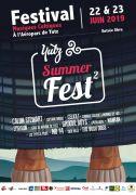 Festival Yutz Summer Fest  57970 Yutz du 22-06-2019 à 15:00 au 23-06-2019 à 19:00