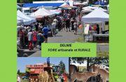 Foire Artisanale et Rurale de Delme 57590 Delme du 23-06-2019 à 10:00 au 23-06-2019 à 18:30