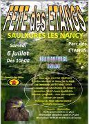 Fête des Étangs à Saulxures-lès-Nancy 54420 Saulxures-lès-Nancy du 06-07-2019 à 10:00 au 06-07-2019 à 23:00