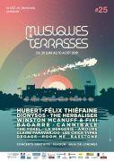 MET Festival Musiques et Terrasses Verdun  55100 Verdun du 29-06-2019 à 21:00 au 10-08-2019 à 23:00