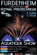 Aquatique Show à Furdenheim Festival Vents d'Est 67117 Furdenheim du 05-07-2019 à 19:30 au 07-07-2019 à 23:00