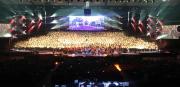 2000 Choristes au Galaxie d'Amnéville