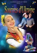 Spectacle Sourires d'Ukraine en Lorraine Meurthe-et-Moselle, Vosges, Meuse, Moselle du 12-07-2019 à 20:30 au 27-07-2019 à 22:30
